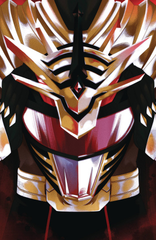Power Rangers: Drakkon - New Dawn #3 (Foil Cover)