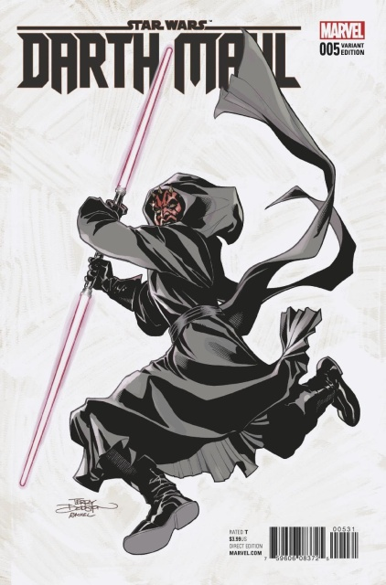 Star Wars: Darth Maul #5 (Dodson Cover)