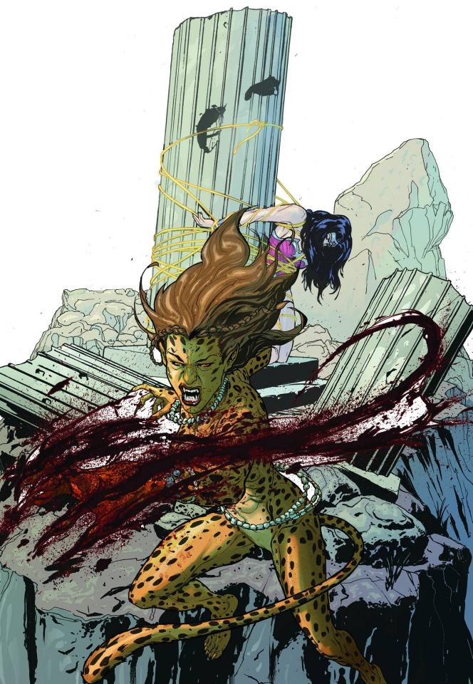 Wonder Woman #23.1: Cheetah
