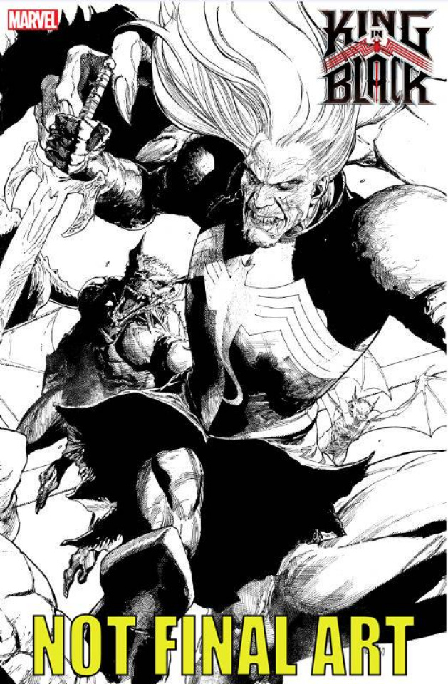 King in Black #2 (Yu Connecting Cover)