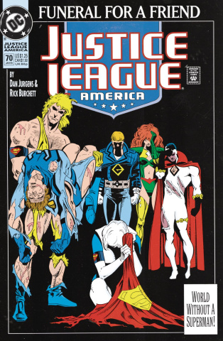 Superman & The Justice League of America Vol. 2