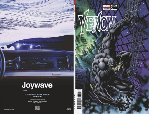 Venom #35 (Hotz 200th Issue Cover)