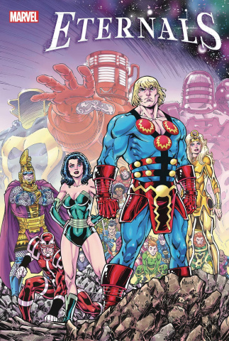 Eternals: Secrets From Marvel Universe #1