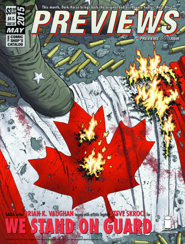 Previews #320: May 2015
