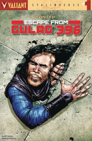 Divinity III: Escape From Gulag 396 #1 (Gorham Cover)
