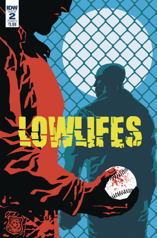 Lowlifes #2 (Buccellato Cover)