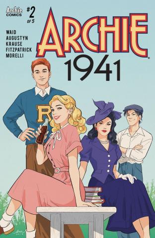 Archie: 1941 #2 (Mok Cover)