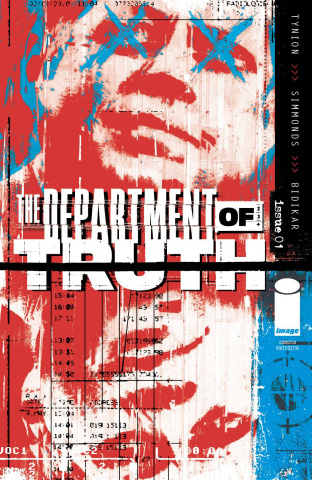 The Department of Truth #1 (2nd Printing)