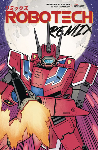 Robotech: Remix #2 (Damaso Cover)