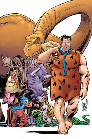 The Flintstones #12 (Variant Cover)