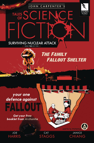 Tales of Science Fiction: Surviving Nuclear Attack #2