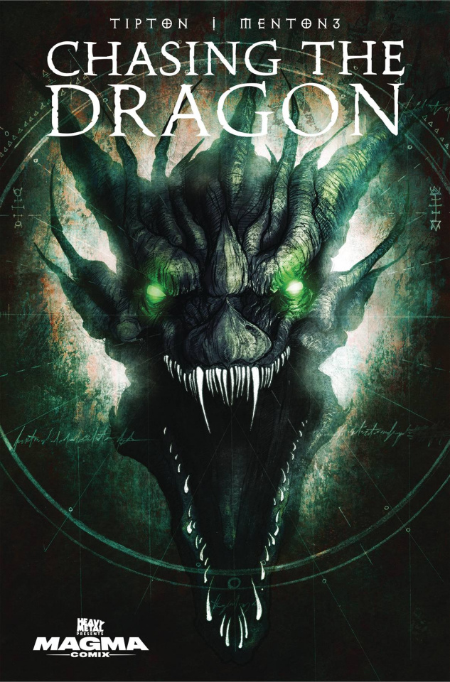 Chasing the Dragon #5 (Menton3 Cover)
