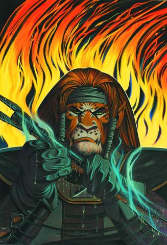 Star Wars: Dawn of the Jedi - The Prisoner of Bogan #2