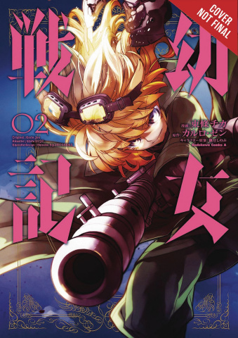The Saga of Tanya Evil Vol. 2