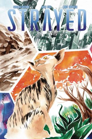 Strayed #1 (Nguyen Cover)