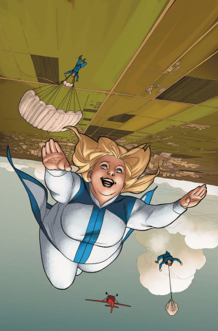 Faith #3 (20 Copy Henry Cover)