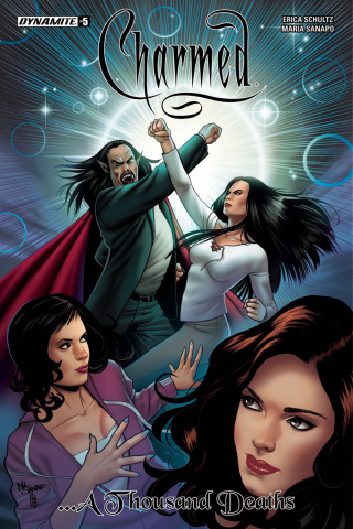 Charmed #5 (Sanapo Cover)