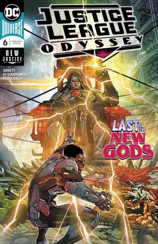Justice League: Odyssey #6