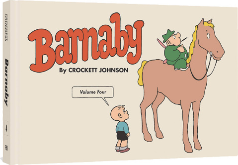 Barnaby Vol. 4