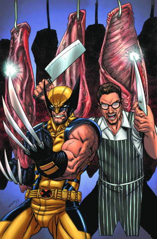 Wolverine: In the Flesh #1 (2nd Printing)
