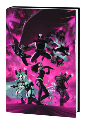 Uncanny X-Force Book 2: Final Execution