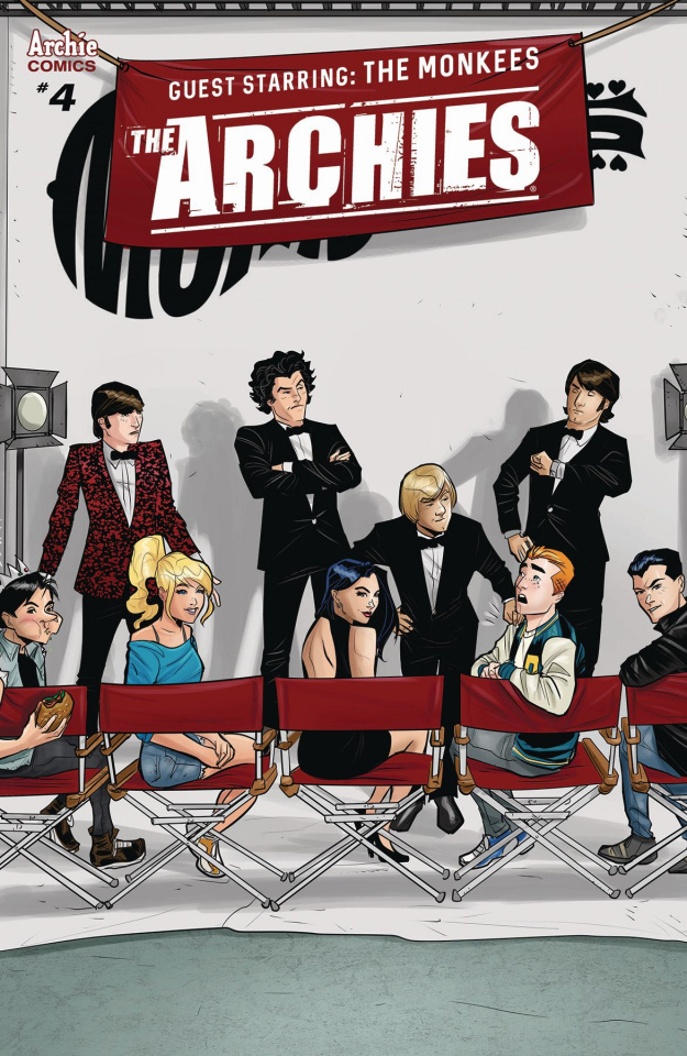 The Archies #4 (Eisma Cover)