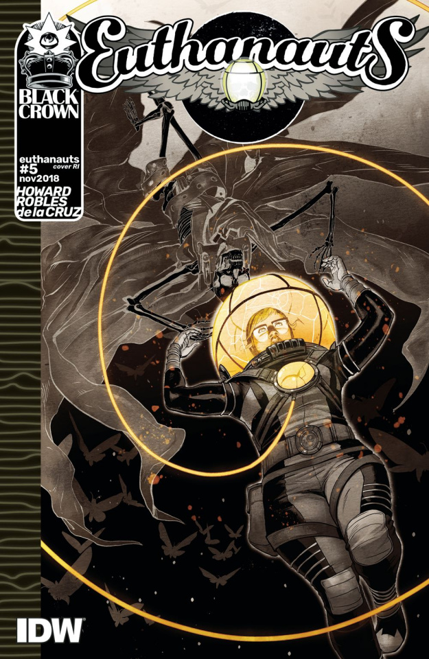 Euthanauts #5 (10 Copy Robles Cover)