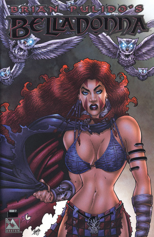 Belladonna #2 (Platinum Foil Cover)