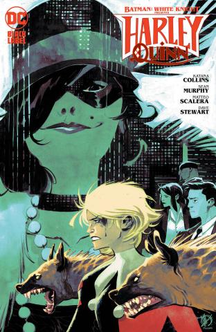 Batman: White Knight Presents Harley Quinn #3 (Matteo Scalera Cover)