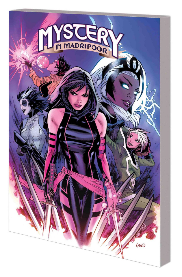Hunt for Wolverine: The Mystery in Madripoor