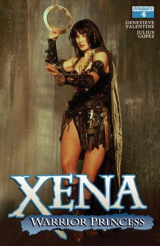 Xena: Warrior Princess #6 (Photo Cover)