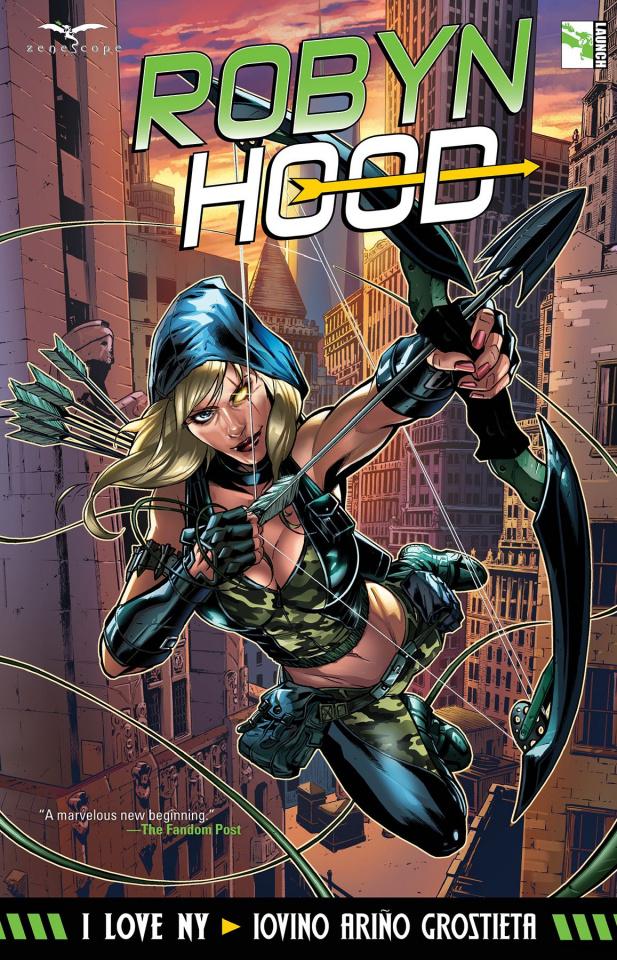 Robyn Hood: I Love NY Vol. 1