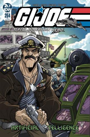 G.I. Joe: A Real American Hero #264 (10 Copy Lattie Cover)