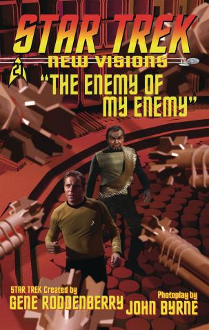 Star Trek: New Visions - The Enemy of My Enemy