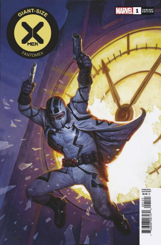 Giant Size X-Men: Fantomex #1 (Gist Cover)