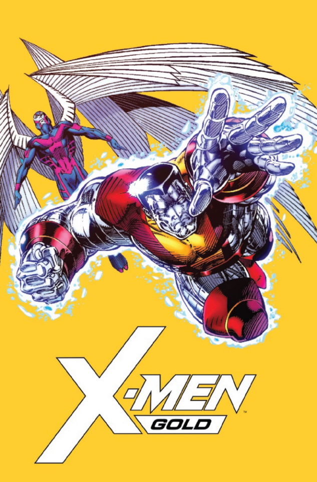 X-Men: Gold #1 (Marquez Cover)
