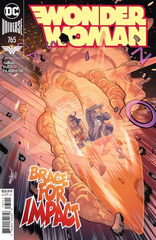 Wonder Woman #765 (David Marquez Cover)