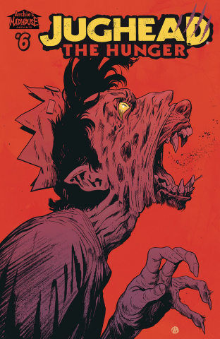 Jughead: The Hunger #6 (Walsh Cover)