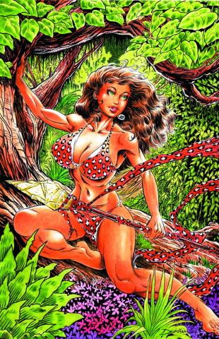Cavewoman: Journey #2