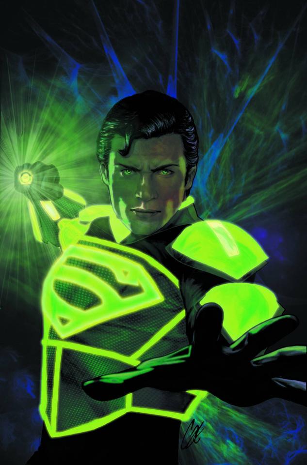 Smallville, Season 11: Lantern #1