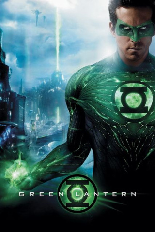 Green Lantern: The Movie Prequels