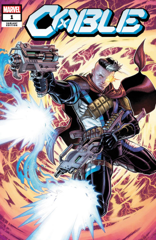 Cable #1 (Bradshaw Cover)