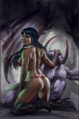 Vengeance of Vampirella #11 (CGC Graded Parrillo Cover)