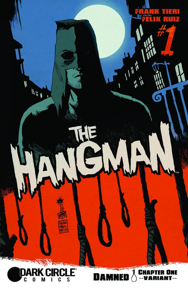 The Hangman #1 (Francavilla Cover)