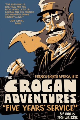 The Crogan Adventures Color Vol. 2: The Last of the Legion