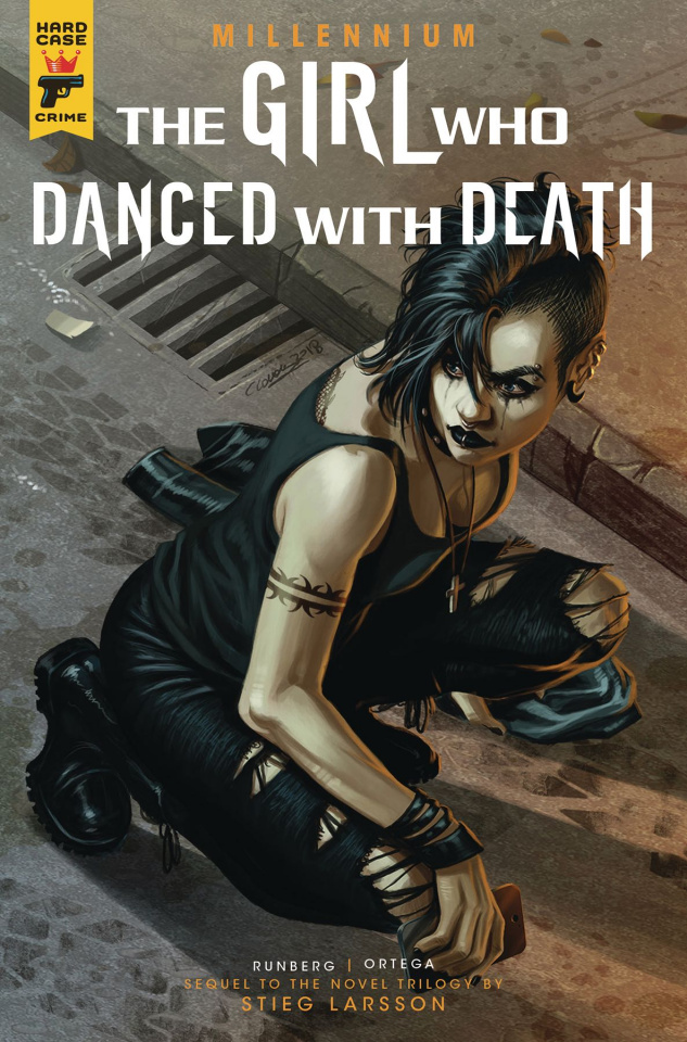The Girl Who Danced with Death #2 (Iannicello Cover)