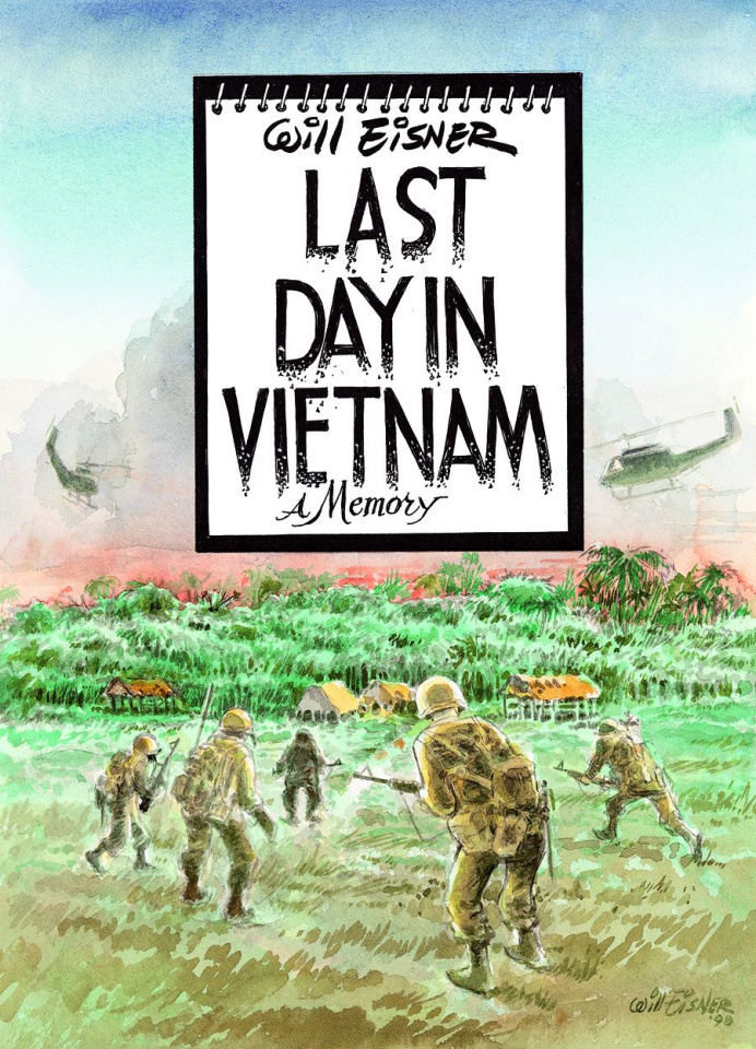 Last Day in Vietnam: A Memory