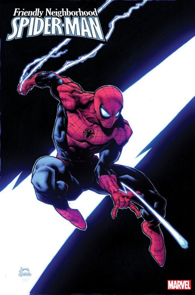 Friendly Neighborhood Spider-Man #12 (Artist Cover)