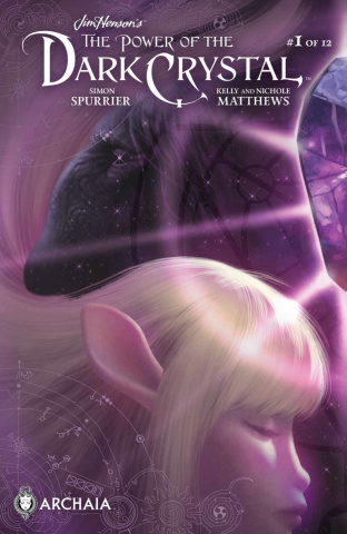 The Power of the Dark Crystal #1 (2nd Printing)
