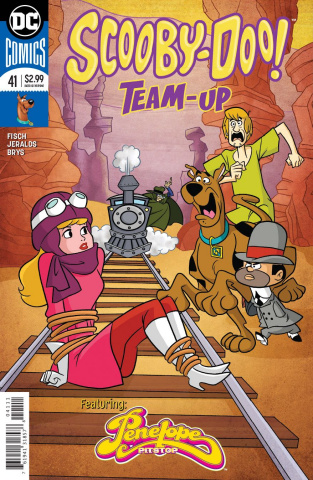Scooby Doo Team-Up #41